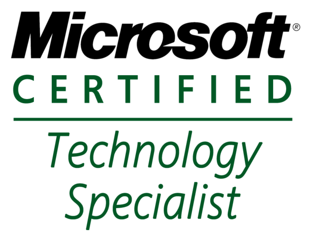 Microsoft Certified Technology Specialist – MCTS Certification 100% Pass Without Exams
