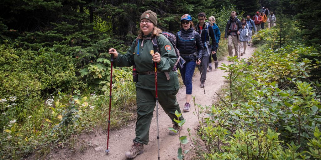 Visit a Sports Store for Rentals Before Hiking or Backpacking