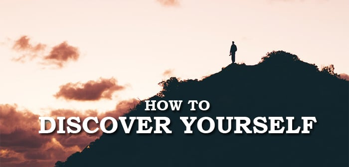 how-to-discover-yourself